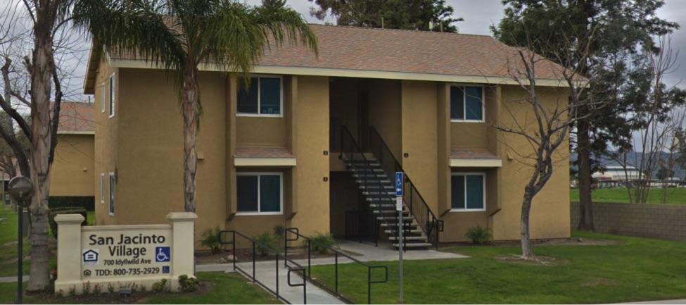 San Jacinto Village Apartments